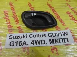 Ручка двери внутренняя Suzuki Cultus Suzuki Cultus 03.1997, правая задняя