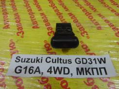 Кнопка аварийной сигнализации Suzuki Cultus Suzuki Cultus 03.1997