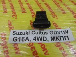 Кнопка обогрева заднего стекла Suzuki Cultus Suzuki Cultus 03.1997