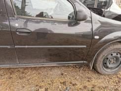 Дверь боковая. Renault Logan, LS0G/LS12, LS0H, LS1Y K4M, K7J, K7M