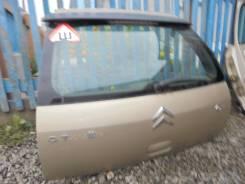 Крышка багажника. Citroen C4, LA, LC DV6ATED4, DV6TED4, DW10B, DW10BTED4, DW10TED4, EP6, EP6DT, ET3J4, EW10A, EW10J4, EW10J4S, TU5JP4, EP6C, EP6CDT