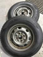 165/80R13 Dunlop DSX2 пара с дисками R13 4*100 Toyota пара