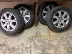 Продам шины зимние и диски от Ауди