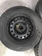 165/80R13 Dunlop Winter Maxx WM01 с диском R13 4*100 5j БП по РФ