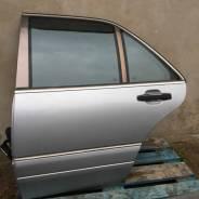 Дверь w140 задняя левая