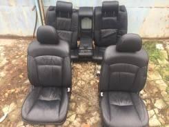 Комплект сидений Toyota Crown электро и подогрев передние и задние !