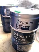 General motors. 5W-30, синтетическое, 1,00л.