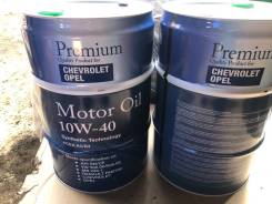 General motors. 10W-40, полусинтетическое, 1,00л.