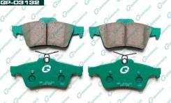 Тормозные колодки дисковые G-brake GP-03132