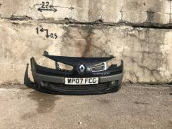 Бампер Renault Megane 2 GT рестайлинг WP07FCG
