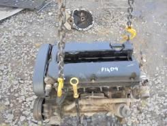 Двигатель в сборе. Chevrolet Aveo, T200, T250 F14D3, F14D4, F14S3, L95