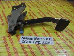 Педаль тормоза Nissan March K11 Nissan March K11