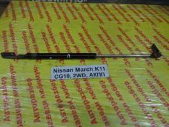 Амортизатор двери багажника Nissan March K11 Nissan March K11 1999, левый задний