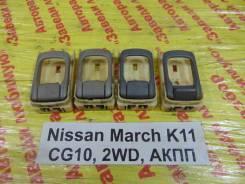 Ручка двери внутренняя Nissan March K11 Nissan March K11