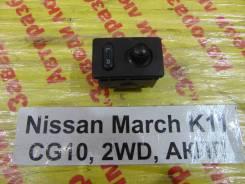 Блок управления зеркалами Nissan March K11 Nissan March K11