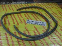 Уплотнитель двери Nissan March K11 Nissan March K11, левый передний