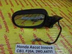 Зеркало электрическое Honda Ascot Innova Honda Ascot Innova, левое переднее