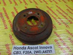 Барабан тормозной Honda Ascot Innova Honda Ascot Innova, левый задний
