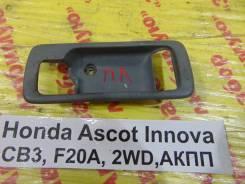 Накладка ручки двери Honda Ascot Innova Honda Ascot Innova, левая передняя