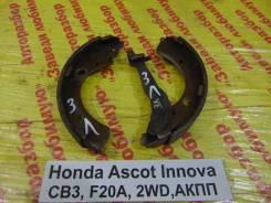 Колодки тормозные задние барабанные к-кт Honda Ascot Innova Honda Ascot Innova, левый