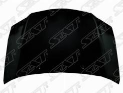 Капот. Toyota Corolla Axio, CE120, NZE120, NZE121, ZZE121, ZZE122 Toyota Corolla Fielder, NZE120, NZE121, NZE124, ZZE122, ZZE123, ZZE124, NZE121G, NZE...