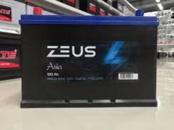 Zeus. 100А.ч., Прямая (правое), производство Россия