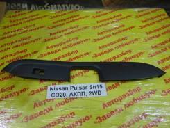 Накладка ручки двери Nissan Pulsar Nissan Pulsar 03.1997, левая передняя
