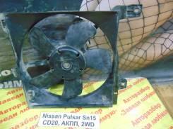 Вентилятор охлаждения радиатора Nissan Pulsar Nissan Pulsar 03.1997