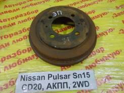 Барабан тормозной Nissan Pulsar Nissan Pulsar 03.1997, правый задний