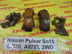 Колодки тормозные задние дисковые к-кт Nissan Pulsar Nissan Pulsar 1997