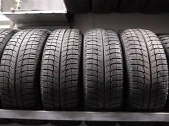 Michelin X-Ice 3. зимние, без шипов, 2012 год, б/у, износ 10%