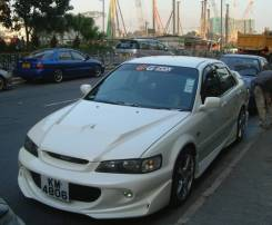 Бампер передний. Honda Accord (CF4) 1997 - 2000 .