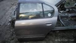 Дверь задняя левая голая (дефект) Nissan Primera P11
