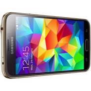 Samsung Galaxy S5. Б/у, 16 Гб, Черный