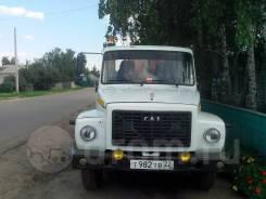 ГАЗ 3309. Газ-3309 ассенизатор, 4 000куб. см.