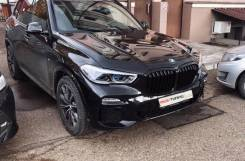 Решетка стиль Х5М Черный глянец + M BMW X5
