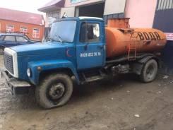 ГАЗ 53. Газ53 водовоз, 4 250куб. см., 10 000кг., 4x2