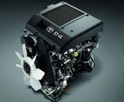 Двигатель в разбор 2KD-FTV Toyota Hilux Pick Up KUN25