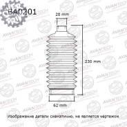 Пыльник амортизатора Avantech Avantech BA0201 BA0201