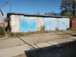 Гаражи капитальные. улица Суворова 80ж, р-н Индустриальный, 25,0кв.м., электричество. Вид снаружи