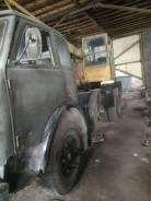 МАЗ 500. Автокран