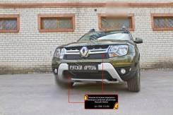 Решетка радиатора. Renault Duster, HSA, HSM F4R, H4M, K4M, K9K
