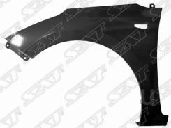 Крыло Hyundai Solaris 17- LH с отверстием под повторитель