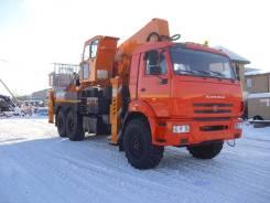 Hansin HS 450A. Автогидроподъемник с навесным оборудованием Hansin 450А (Корея, 45м), 11 762куб. см., 45,00м. Под заказ