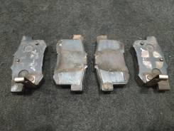 Колодки тормозные. Honda Rafaga, CE4, CE5 Honda Accord, CD3, CD4, CD5, CD6 Honda Ascot, CE4, CE5 G20A, G25A, F18B, F20B, F22B, H22A
