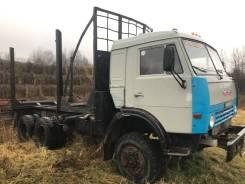 КамАЗ 53228. Продаётся Камаз 532280 (лесовоз, 3х мостовый), 10 000кг.