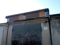 Гаражные блок-комнаты. улица Морозова Павла Леонтьевича 97, р-н Индустриальный, электричество. Вид снаружи