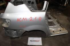 Крыло заднее правое Toyota Ipsum ACM21 цвет 1С0