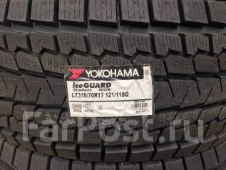 Yokohama Ice Guard G075. зимние, без шипов, 2019 год, новый