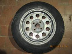 Пара Колес 4х100 Daihatsu 2ШТ